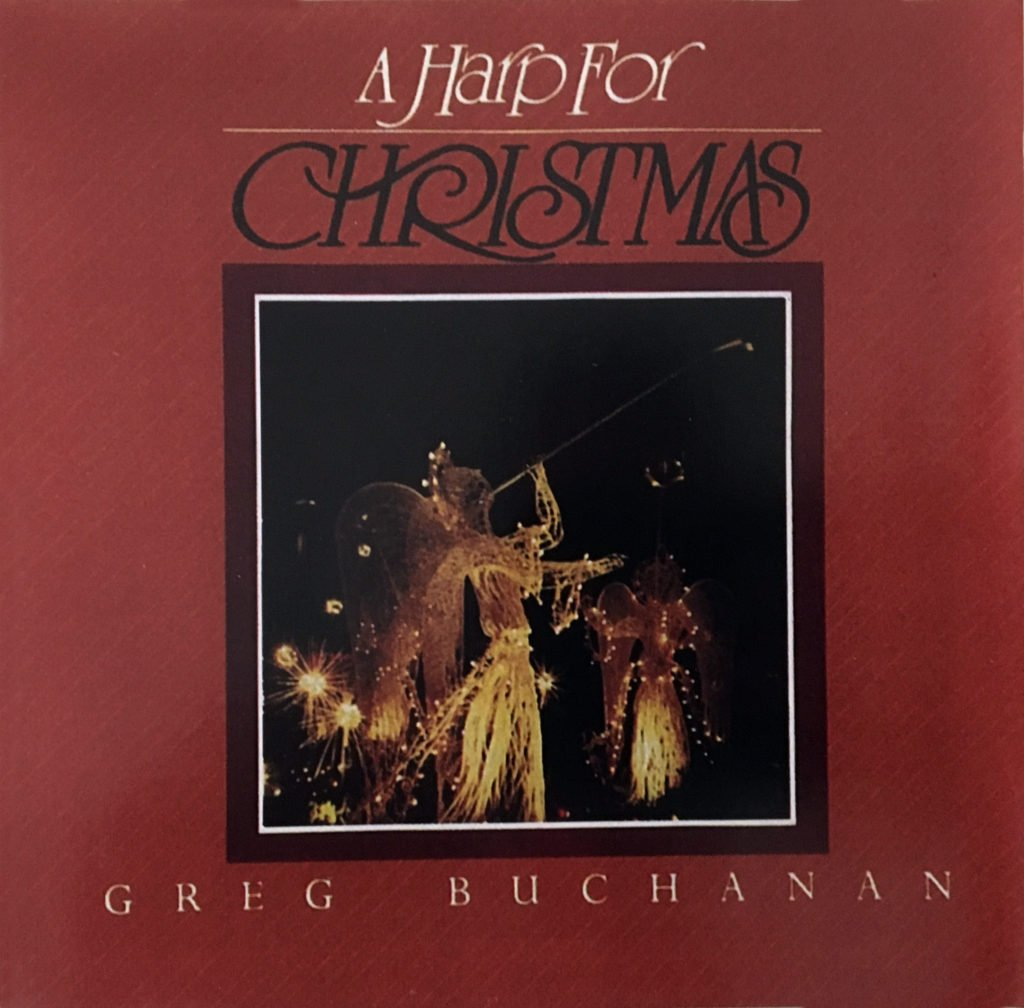 Greg Buchanan - A Harp For Christmas